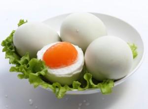 Trứng vịt muối loại 1