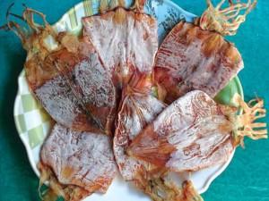 Mực khô có thể dùng làm nguyên liệu chế biến nhiều món ăn cực ngon như