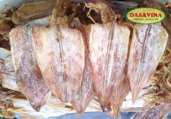 Mực khô thương hiệu Dasavina chất lượng, uy tín và đảm bảo an toàn vệ sinh thực phẩm